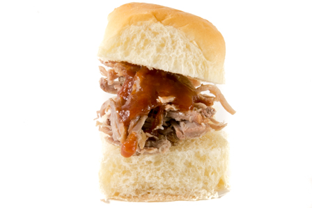 Kalua Pork Sliders