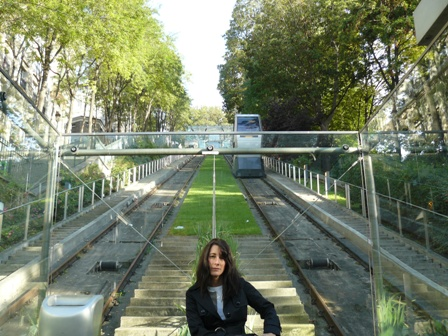 me in Paris