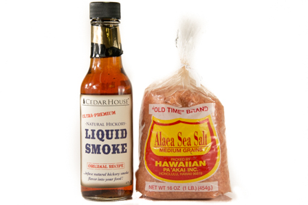 Salt & Liquid Smoke